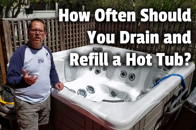 Drain and Refill a Hot Tub lg