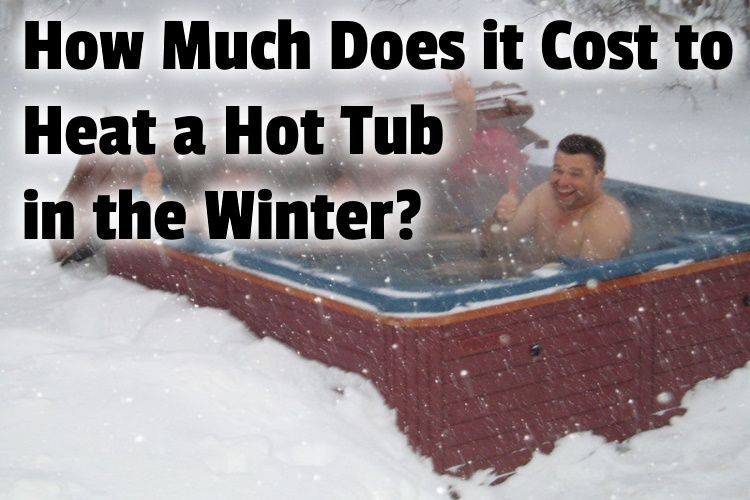 cost to heat in winter lg